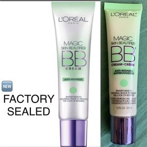 ❤️ Magic Skin Beautifier BB Cream Anti-Redness ❤️